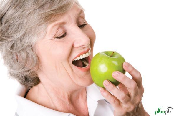 توصیه های غذایی برای سالمندان [فیلم]