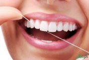 تاثیرات مختلف نخ دندان کشیدن