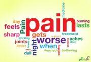بررسی دردهای مزمن در بدن