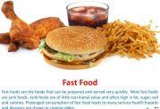 مواد غذایی چرب و تهدید سلامتی