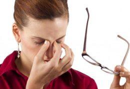 چشمان خسته را اینگونه درمان کنید