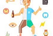 تغییر عادات روزمره در جهت سلامتی