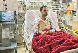 خبر سیاوش خیرابی از سلامتی مهدی ماهانی بعد از عمل جراحی