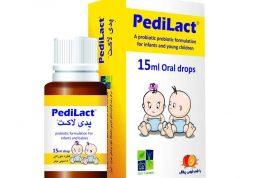 رفع دردهای شکمی نوزاد با قطره پدی لاکت