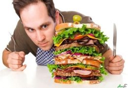احساسات در رژیم غذایی نقش ایفا می کند