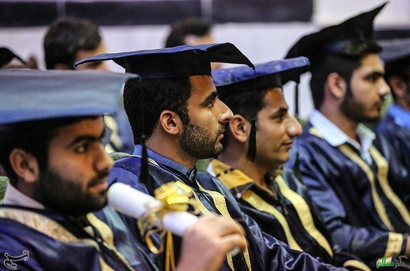 برگزاری جشن فارغ التحصیلی دانشجویان پزشکی گیلان