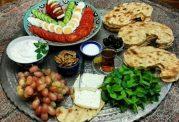 میز صبحانه به سبک سایر کشور ها
