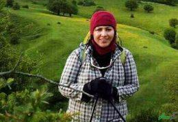 دختر کوهنورد در منطقه امامزاده داود ناپدید شد