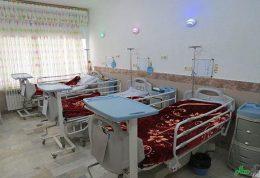 افزایش 150 درصدی تخت های بیمارستانی استان گلستان
