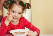 کمبود وزن در خردسالان