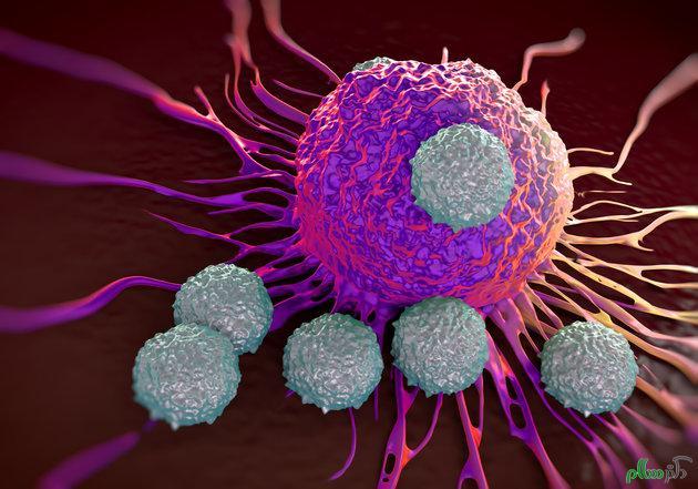 درمان مشکلات مختلف بیماران سرطانی