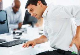 حرکات ورزشی در ساعات اداری