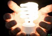 خطرات لامپ های کم مصرف برای بدن