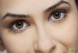 افزایش شادابی چشم ها