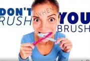 دانستنی های مهم پیرامون مسواک کردن دندان