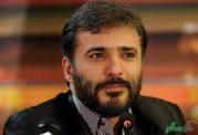 سید جواد هاشمی پیراهن مشکی بر تن کرد