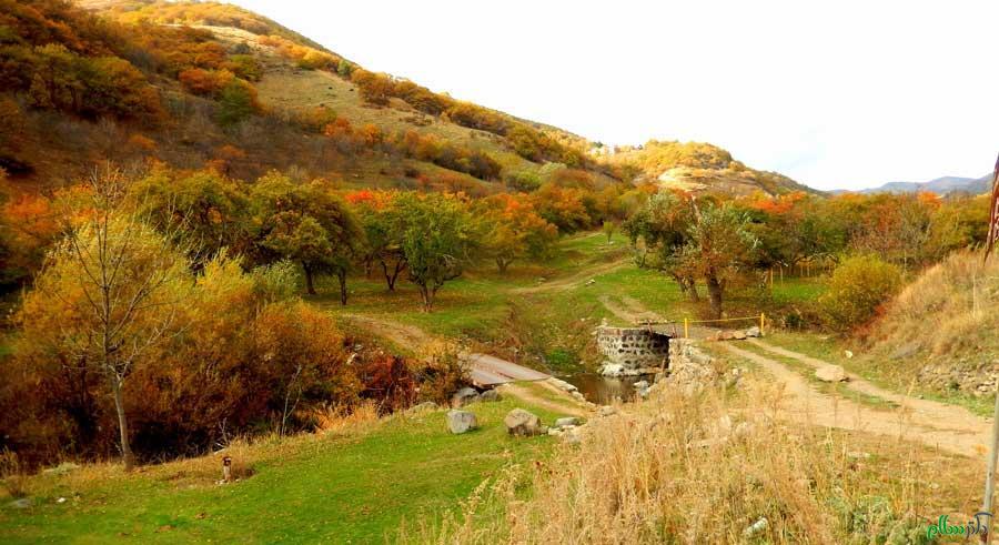 مشکلات مختلف فصل پاییز