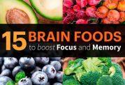 مواد غذایی برای بهبود عملکرد مغز