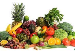 مطالبی در مورد تغذیه سالم