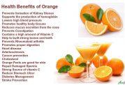 فایده های مختلف پرتقال برای افراد چاق
