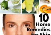 جوانسازی پوست با کمک مواد طبیعی و گیاهی