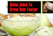 تاثیر آب پیاز بر رشد مو