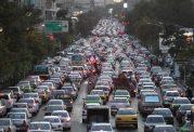 چه روز هایی پر ترافیک ترین روزهای تهران است؟