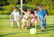 محدود کردن کودک در بازی کردن کار درستی نیست