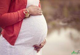 دوران بارداری و مشاهده تغییرات در هورمون ها