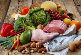 مواد غذایی مناسب برای فعالیت بدنی