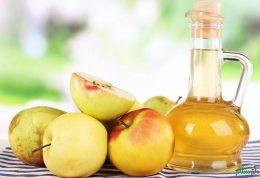 سرکه سیب را قبل از غذا بخورید،لاغر شوید