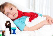 بررسی عفونت در معده خردسالان