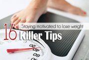 تقویت روحیه برای کاهش وزن