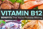 منابع مختلف برای دریافت ویتامین  B12