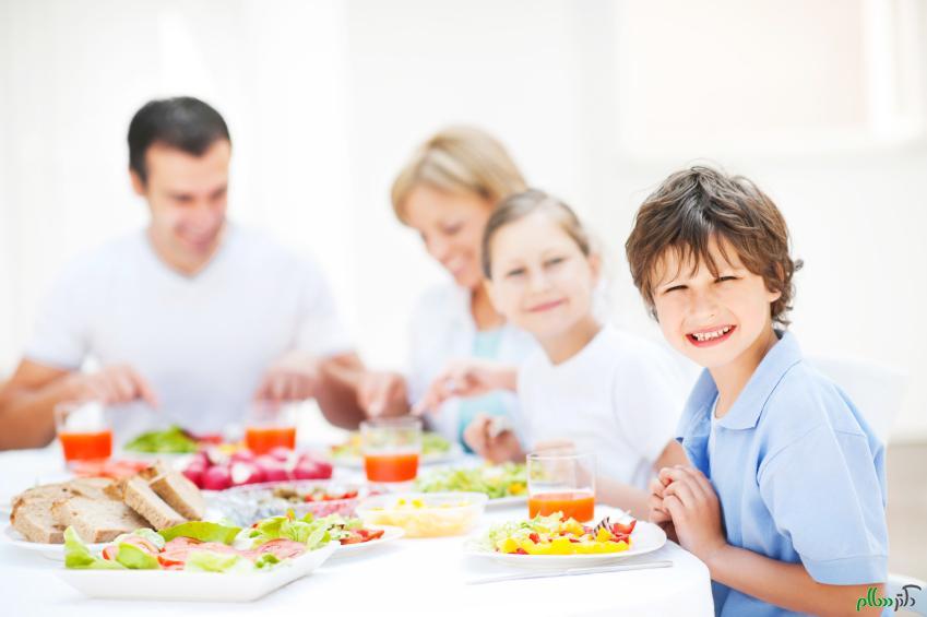 تاثیرات مختلف تغذیه دسته جمعی