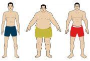 نوع بدن خود را بشناسید و طبق آن رژیم بگیرید