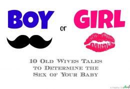 متدهای روز دنیا  برای مشخص شدن جنسیت جنین