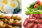 10 ماده غذایی که باعث می شود جوان بمانید