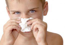 همه چیز درباره ی تورم غشای مخاطی بینی کودک