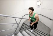 مشکلات تنفسی هنگام بالارفتن از پله