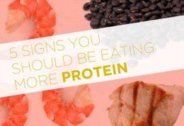 مشکلات ناشی از کم شدن میزان پروتئین در بدن