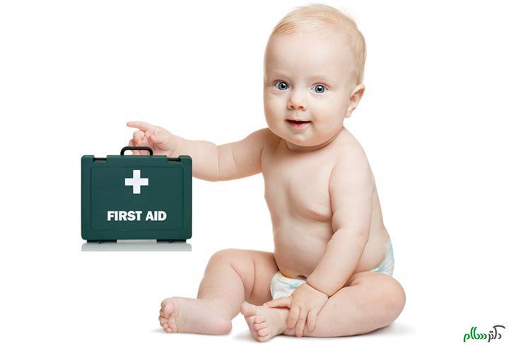راهنمایی های اورژانسی برای اطفال