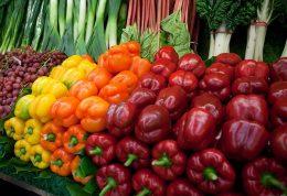مزایای سبزیجات تابستانی