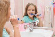 یادگیری اصول بهداشت دهان و دندان در کودکان