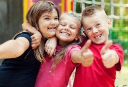 پیشگیری از دعوای اطفال هنگام بازی