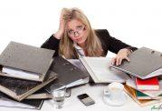 عواقب منفی استرس شغلی