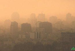 بررسی آلوده ترین شهرها