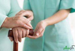 ابتلا به بیماری های مختلف با افزایش سن