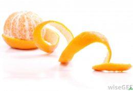 خاصیت های بی شمار پوست پرتقال