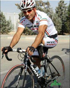 بهمن گلبار نژاد، رکابزن پارالمپیک کشورمان، درگذشت